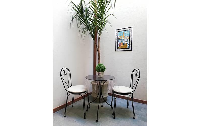 At home Marcella Trapani - Terrace