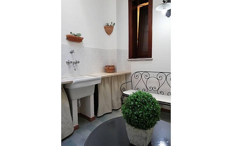 At Terrace Trapani San Vito Lo Capo Apartment - Terrace