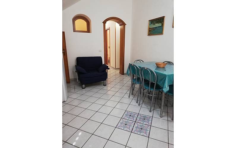 At Kitchen Trapani San Vito Lo Capo Apartment - Kitchen
