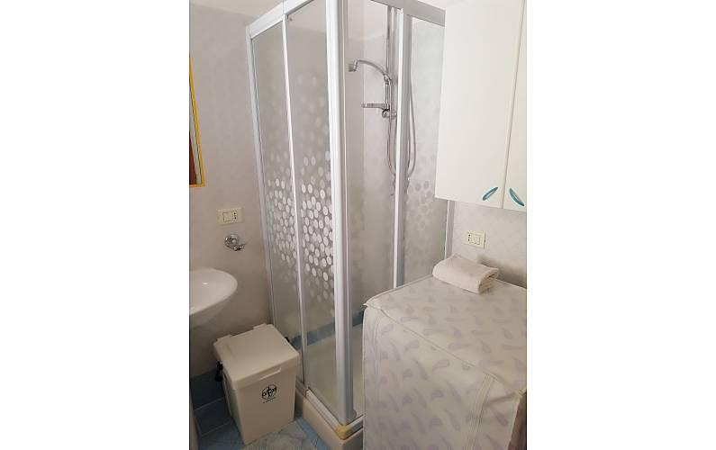 At Bathroom Trapani San Vito Lo Capo Apartment - Bathroom