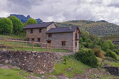 Casa de 2 habitaciones Parque Nacional de Ordesa Huesca
