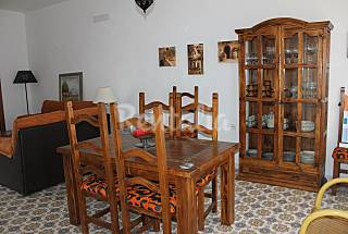 House for rent only 50 meters from the beach Málaga
