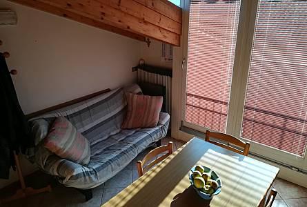2c70f210c070e Apartment with 2 bedrooms Polsa San Valentino Trentino - Dining-room ...