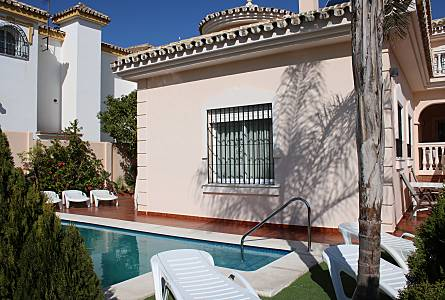 Ordinaire Magnifique Villa Avec Piscine Chauffée Malaga   Jardin; Magnifique Piscine  Malaga Torremolinos Villa   Piscine ...