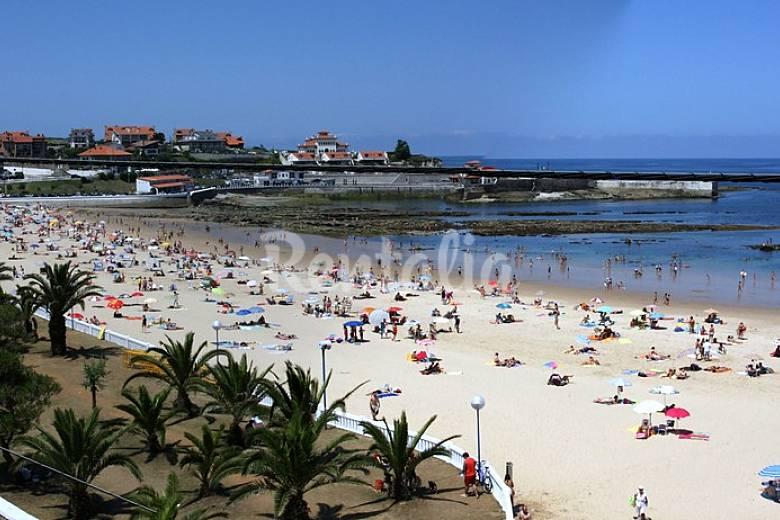 Comillas apartamentos playa piscina comillas cantabria camino de santiago del norte - Apartamentos en cantabria playa ...