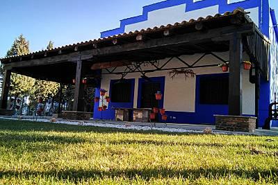Villa Paraíso casa rural Castilla La Mancha Toledo