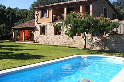 Casa para 12-14 personas en Ávila Ávila