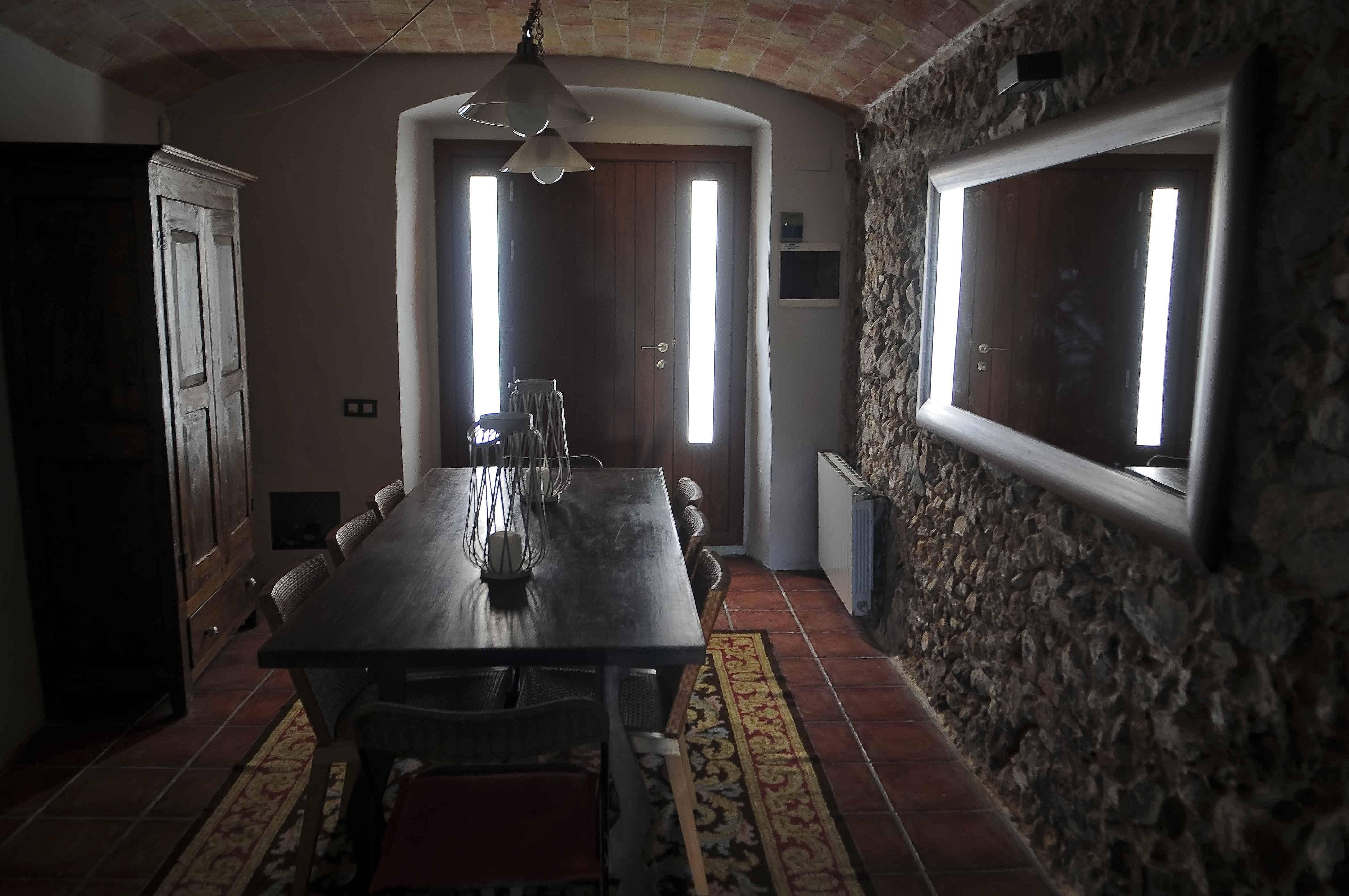 Meuble Salle De Bain Girona gîte rural can llonga - ridarenes - gerone - riudarenes