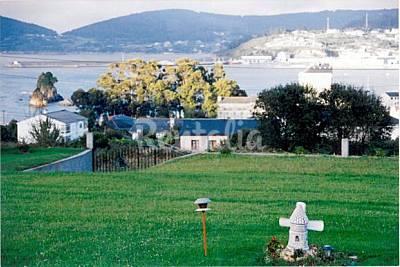 Casa para 2-6 personas a 400 m de la playa Lugo