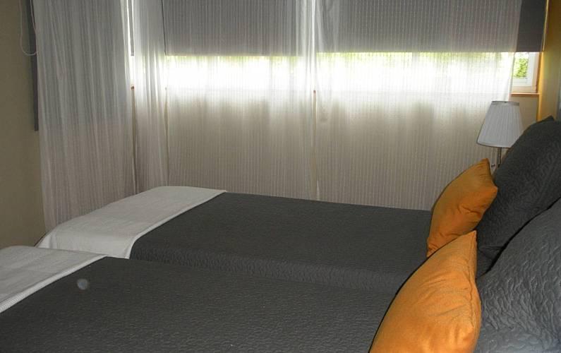 Apartment Bedroom Lisbon Cascais Apartment - Bedroom