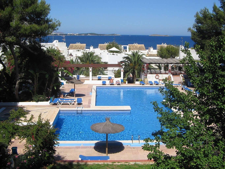 Apartamento a 50m de la playa siesta santa eulalia del r o ibiza eivissa - Apartamentos santa eulalia ibiza ...