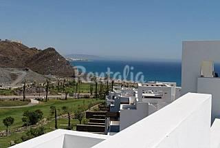 Huis te huur op 75 meter van het strand Almería