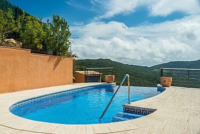 Villa de 3 habitaciones a 5 km de la playa Girona/Gerona