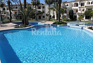 Seaside apartment in complex with 2 pools Murcia