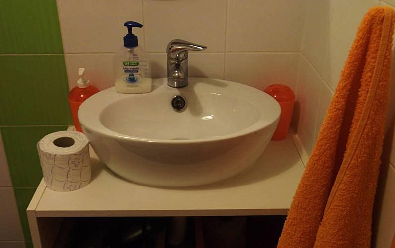 Vivenda Casa-de-banho Leiria Peniche vivenda - Casa-de-banho