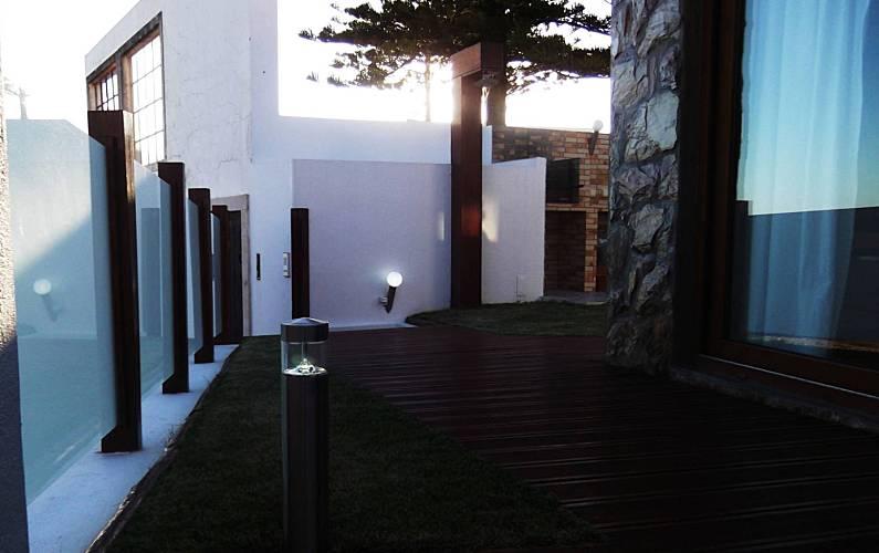 Vivenda Jardim Leiria Peniche vivenda - Jardim