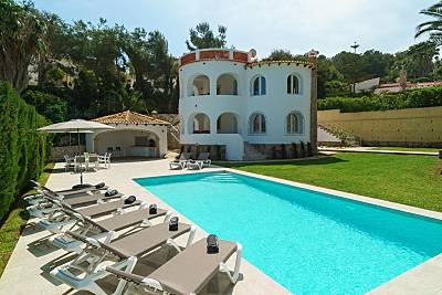 Villa Lucia 6 pax Alicante