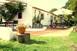 Vivenda com jardim 6-7 pessoas a 2 km da praia Beja
