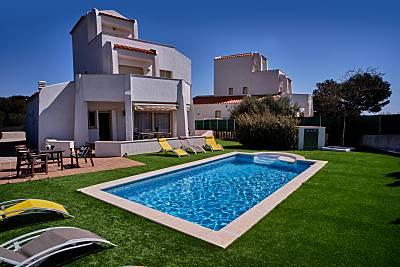 Villa  para 10/11 personas a 200 m de la playa Tarragona