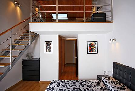 Apartment On The Beach Front Line Can Miro Barcelona