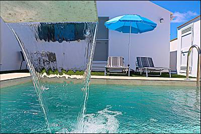 Alquiler casa con piscina privada a estrenar Cádiz