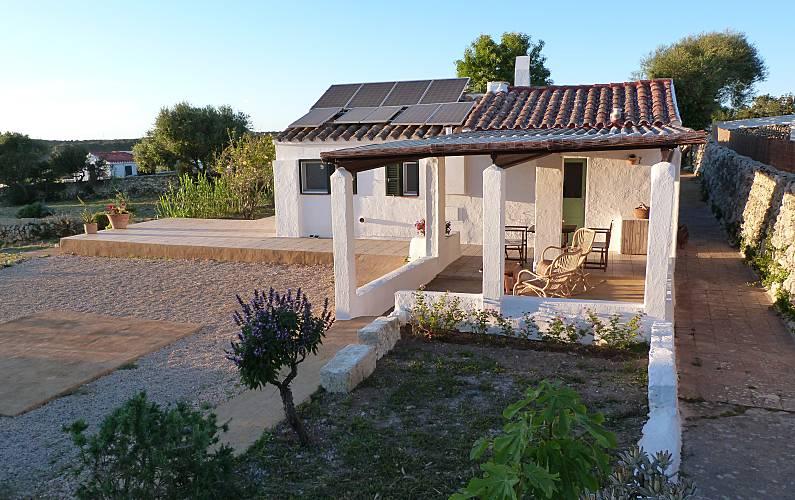 SA TANCA  Casa  de campo con piscina Menorca