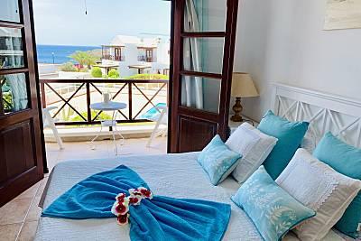 Tranquilidad y confort con vistas al mar Lanzarote