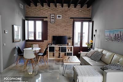 Apartamento para alugar em Sevilha centro Sevilha