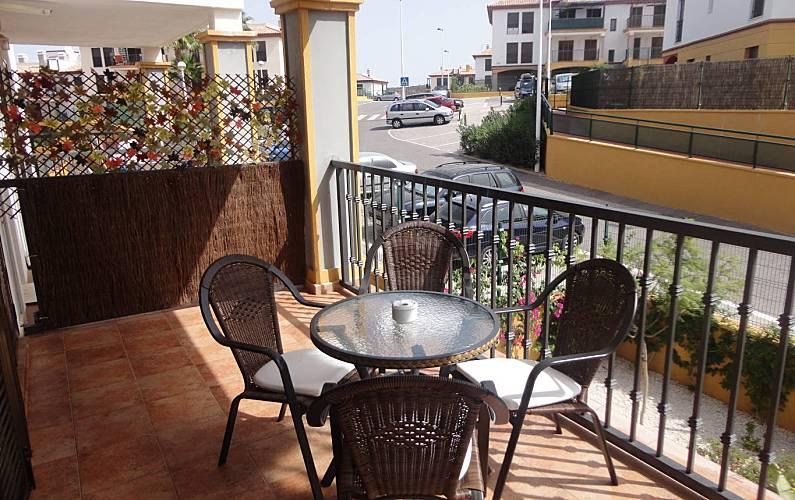 Apartment Terrace Huelva Ayamonte Apartment - Terrace