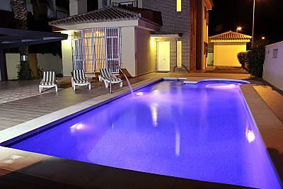 Playa y relax en villa marejada Cádiz