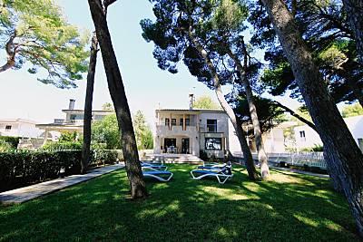 Villa en alquiler en 1a línea de playa Mallorca