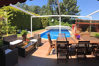 Casa en alquiler a 400 m de la playa Pontevedra