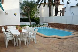 Villa para 5-7 pax. a 900m de la playa Tarragona