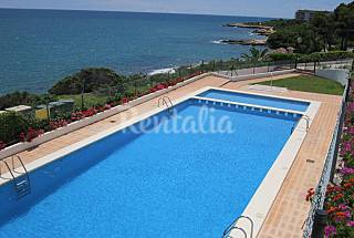 Three Luxury Duplex to 50m from costline.