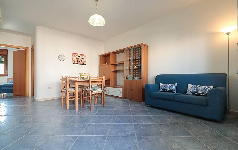 In Salotto Salerno.Casa In Affitto A 400 M Dalla Spiaggia Licinella Torre Di