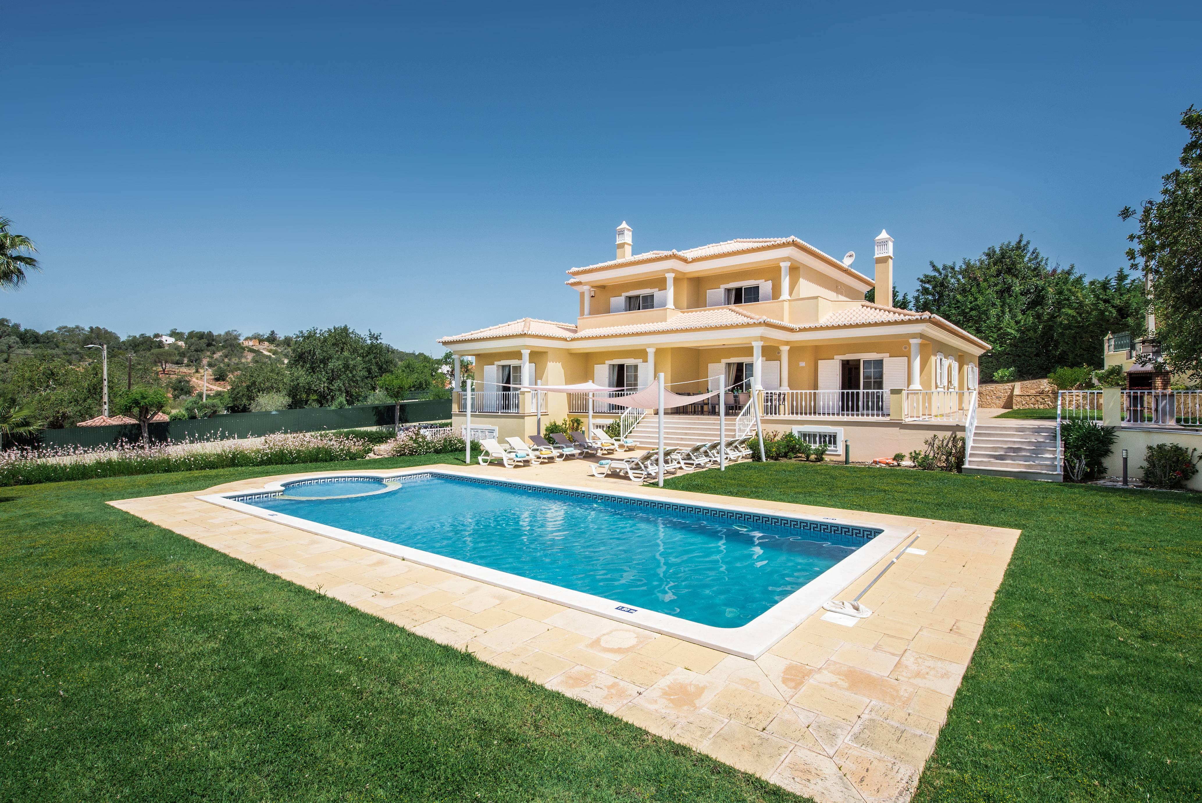 Piscine Hors Sol Portugal magnifique villa 6 suites+ wifi+piscine - albufeira (algarve