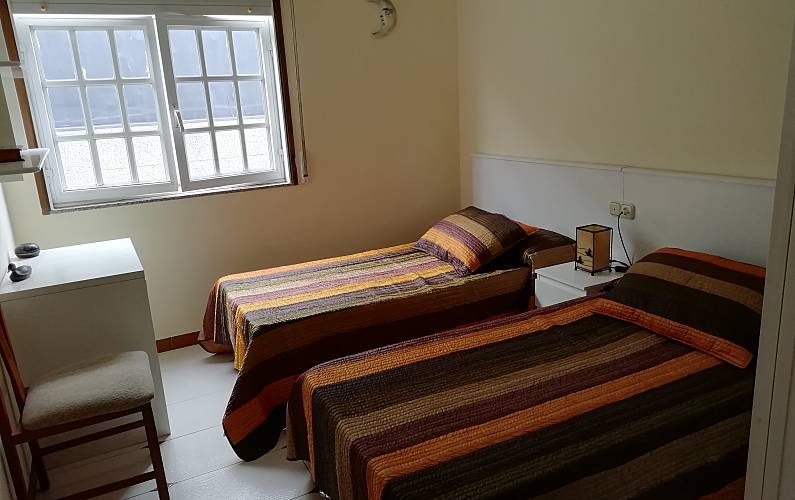 Apartamento para 4 personas a 40 m de la playa - Malpica ...