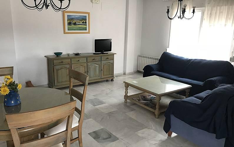 Supersol Muebles De Jardin.Apartamento De 3 Habitaciones A 200 M De La Playa El