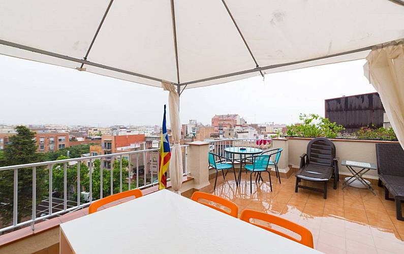 Orange Appartamento Duplex- Barcelona - Barcellona (Barcellona)