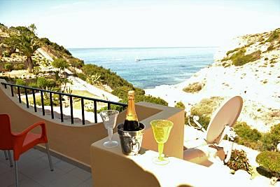Apartamento para 4-6 personas a 50 m de la playa Algarve-Faro