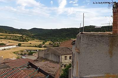 Casa vistas a la montaña Lleida/Lérida