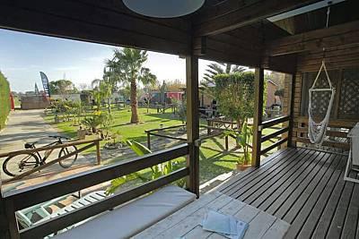 Espectacular bungaló con jardín Cádiz