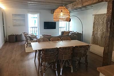 Apartamento para 2-6 pessoas a 700 m da praia Guipúscoa