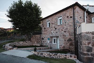 Casa Do José en el corazón de la Ribeira Sacra Lugo