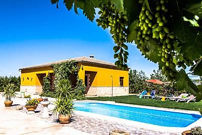 Casa de 3 habitaciones en La Lantejuela Sevilla