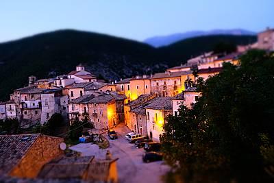 Casa vacanze Cansano L'Aquila