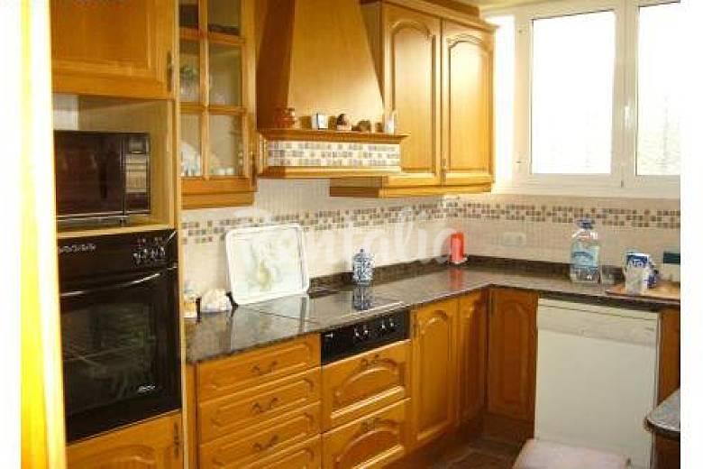 Bonita Cocina Tarragona Torredembarra casa