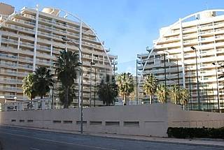 Luxury Apartment for 8 people in the beach Valencia