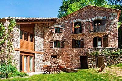 Las Masias de Rocabruna Girona/Gerona