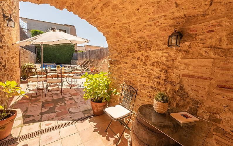 Casa para 7-8 personas a 5 minutos de la playa Girona/Gerona